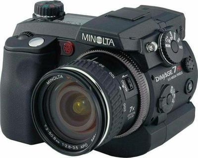 Konica Minolta DiMAGE 7Hi Digital Camera