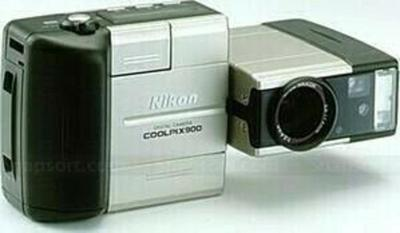 Nikon Coolpix 900 Aparat cyfrowy