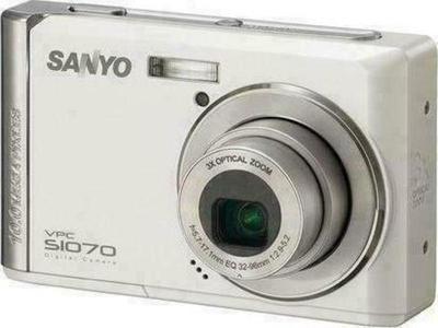 Sanyo VPC-S1070 Digital Camera