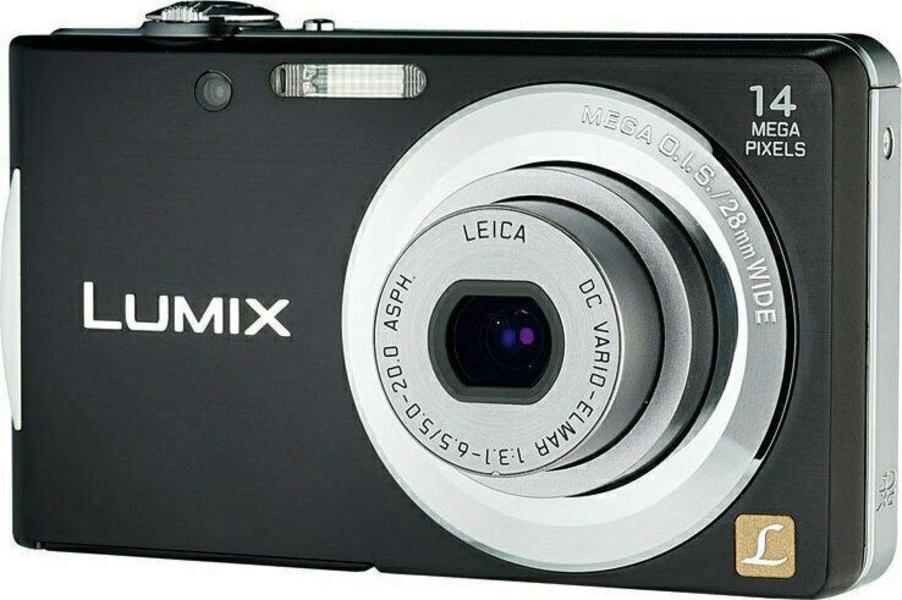 Panasonic Lumix DMC-FS14 angle