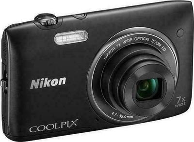 Nikon Coolpix S3400 Digitalkamera
