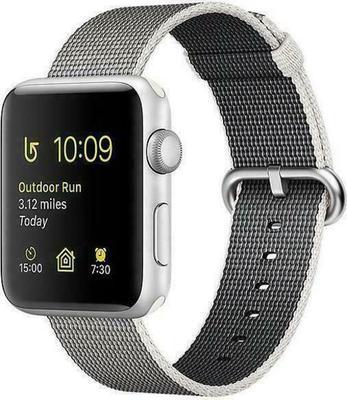 Apple Watch Series 2 42mm Aluminium with Woven Nylon Smartwatch