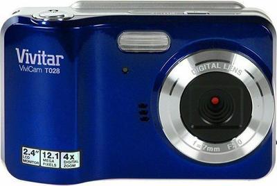 Vivitar Vivicam T028 Digital Camera