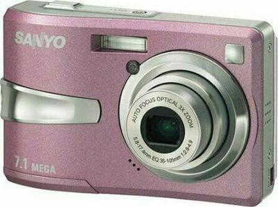 Sanyo VPC-S770 Digital Camera