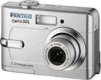 Ricoh Optio 50L Digital Camera