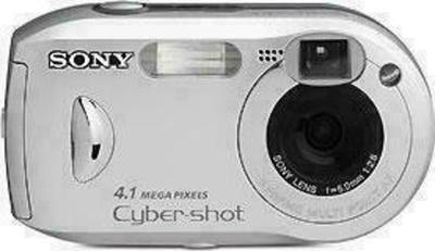 Sony CyberShot DSC-P43 Digital Camera