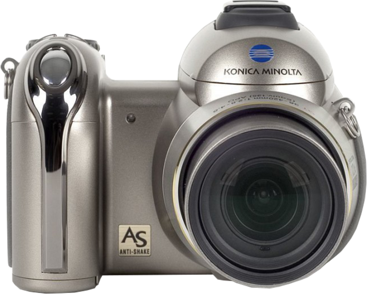 Konica Minolta DiMAGE Z6 Digital Camera