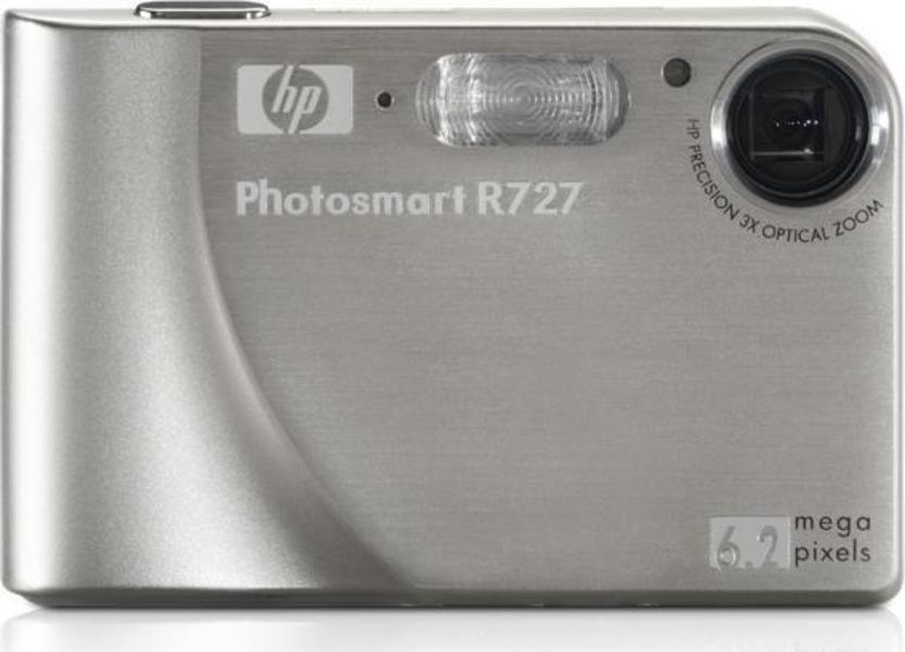HP Photosmart R727 Digital Camera