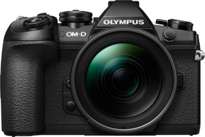 Olympus OM-D E-M1 Mark II Digital Camera