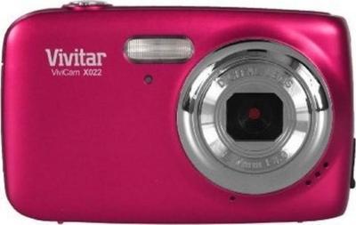 Vivitar ViviCam X022 Digital Camera