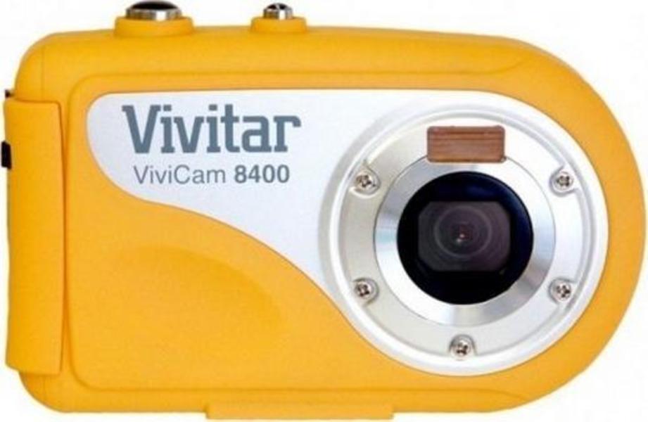 Vivitar ViviCam 8400 front
