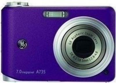 GE A735 Digital Camera
