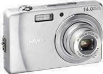 Sanyo VPC-E1403EX Digital Camera