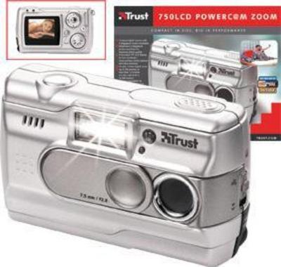 Trust PowerCam 750 LCD Digitalkamera