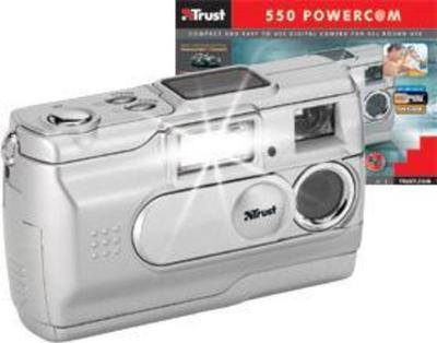 Trust PowerCam 550 Digital Camera