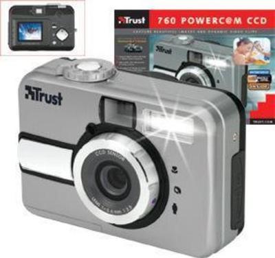 Trust PowerCam 760 Digital Camera
