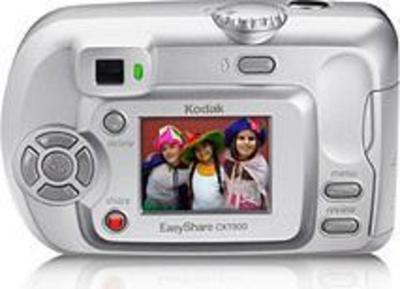 Kodak EasyShare CX7300 Zoom Digitalkamera