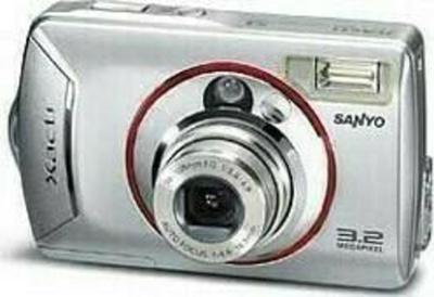 Sanyo Xacti DSC-S1 Digital Camera