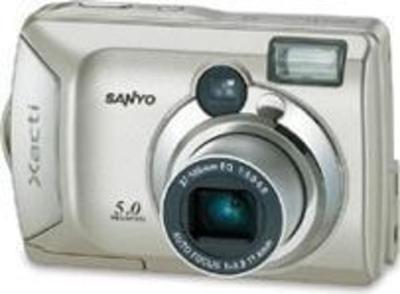 Sanyo Xacti VPC-S5 Digital Camera