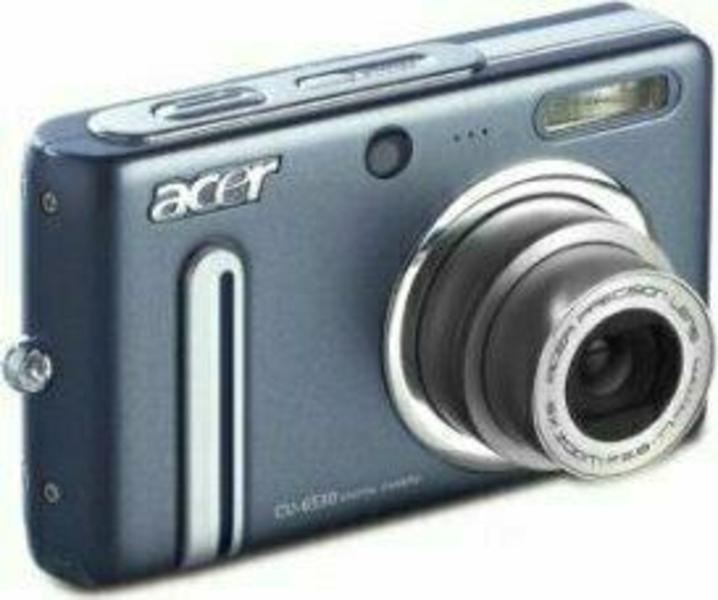 Acer CU-6530 Digital Camera