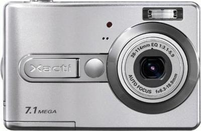 Sanyo VPC-S7 Digital Camera