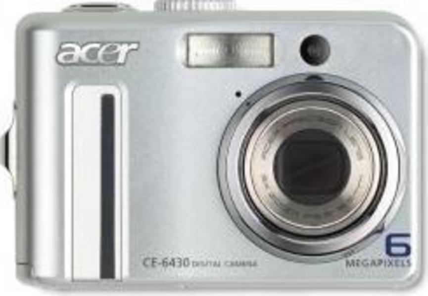 Acer CE-6430 Digital Camera