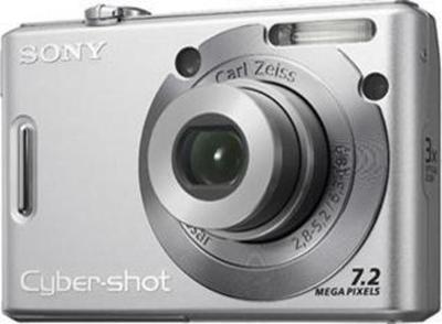 Sony Cyber-shot W35 Digital Camera