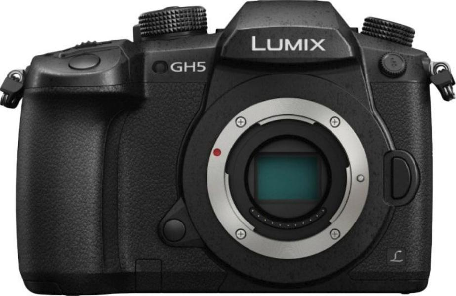 Panasonic Lumix DMC-GH5 front