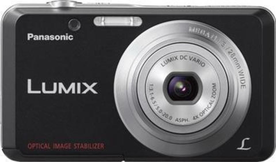 Panasonic Lumix DMC-FH4 front