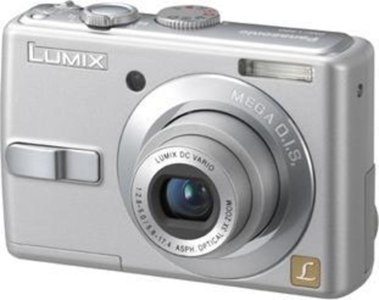 Panasonic Lumix DMC-LS65 angle
