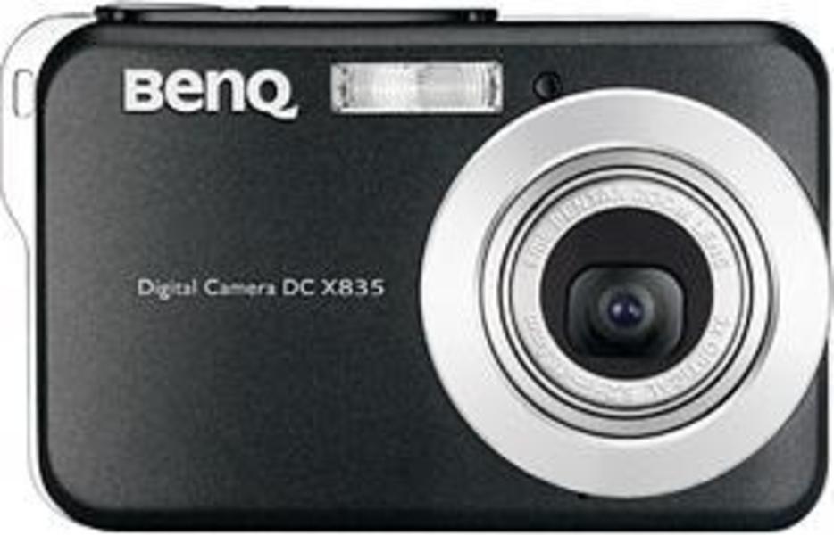 BenQ DC X835 front