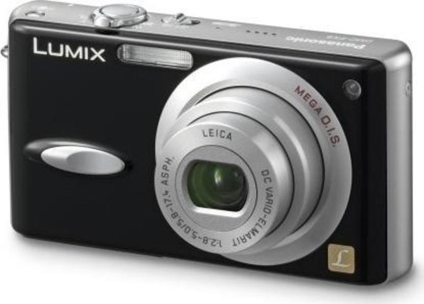 Panasonic Lumix DC-FZ8 angle