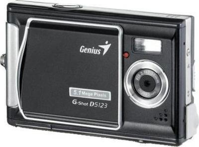 Genius G-Shot D5123 Digital Camera