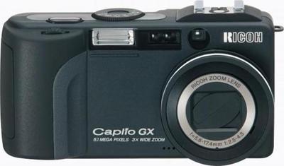 Ricoh Caplio GX Digital Camera