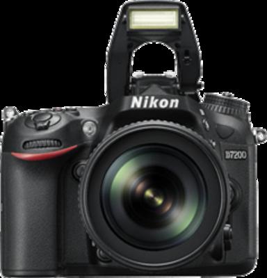 Nikon D7200 Digitalkamera