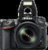 Nikon D7200 Digital Camera front