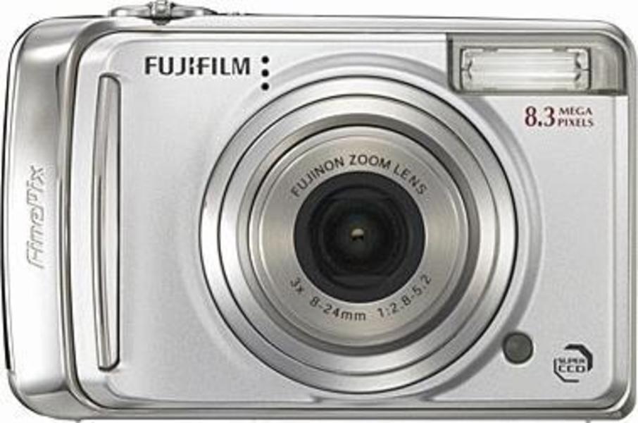 Fujitsu FinePix A800 front