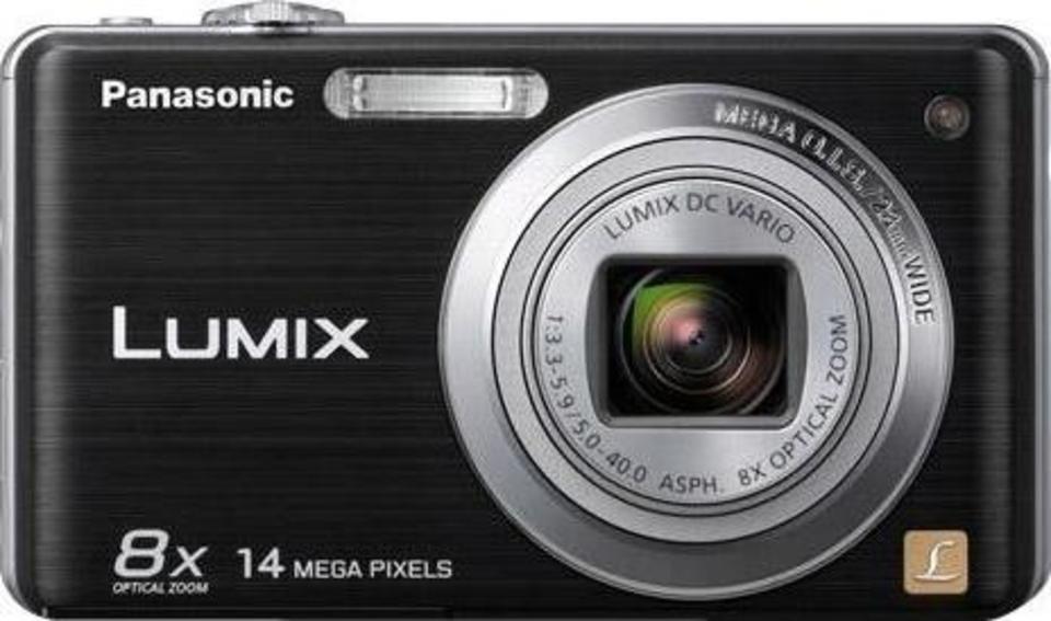 Panasonic Lumix DMC-FH20 front
