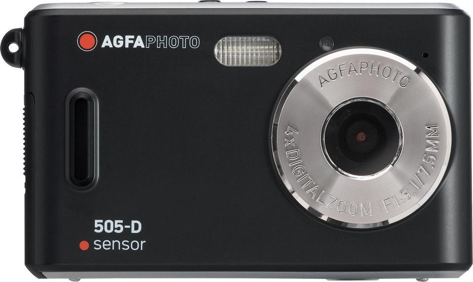 AgfaPhoto Sensor 505-D front