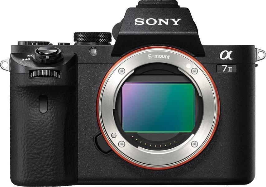 Sony Alpha 7II digital camera