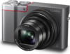 Panasonic Lumix DMC-TZ101 digital camera angle