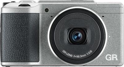 Ricoh GR II Silver Edition Digital Camera