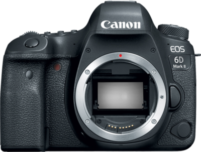 Canon EOS 6D Mark II Digitalkamera