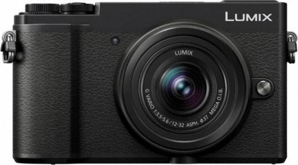 Panasonic Lumix DC-GX9H front