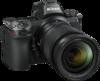 Nikon Z7 digital camera angle