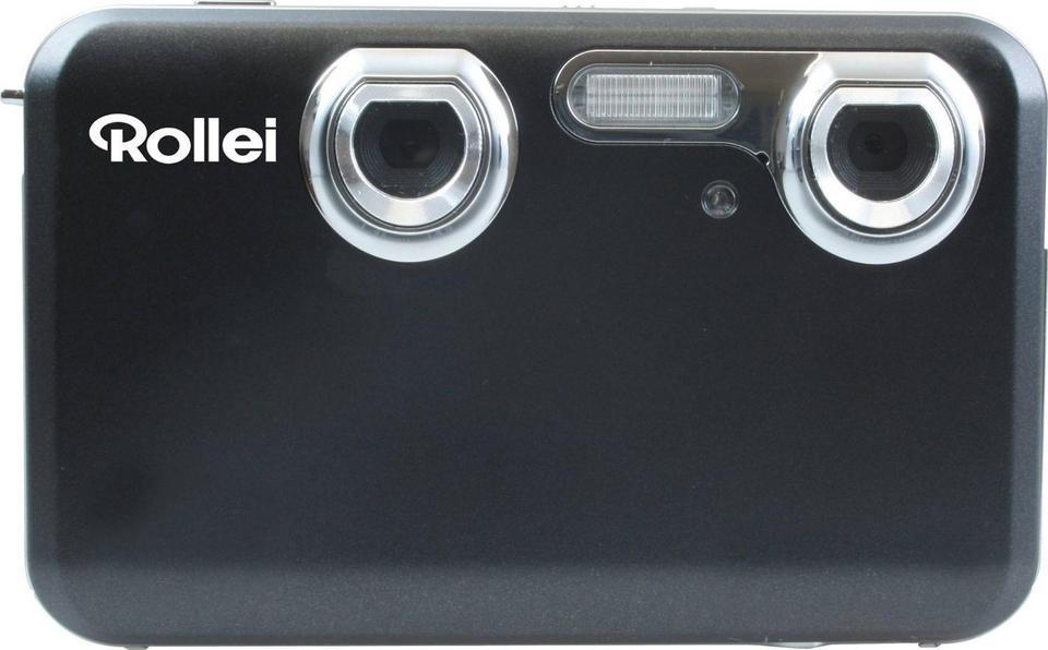 Rollei Power Flex 3D front