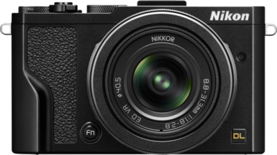 Nikon DL 24-85 Digitalkamera
