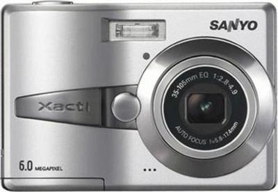 Sanyo VPC-S60 Digital Camera