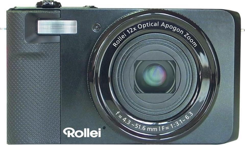 Rollei Powerflex 850 front