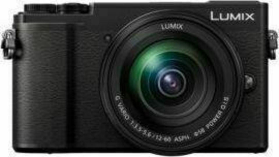 Panasonic Lumix DC-GX9W front